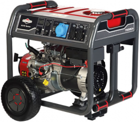 Бензиновый генератор Briggs&Stratton Elite 7500EA в Сочи